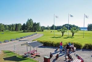 Golf i Kil klubb